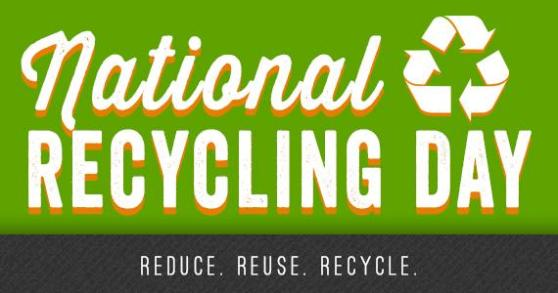national-recycling-day